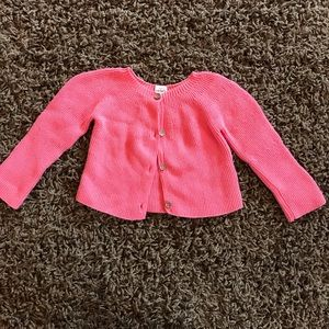 Carters 18 month cardigan